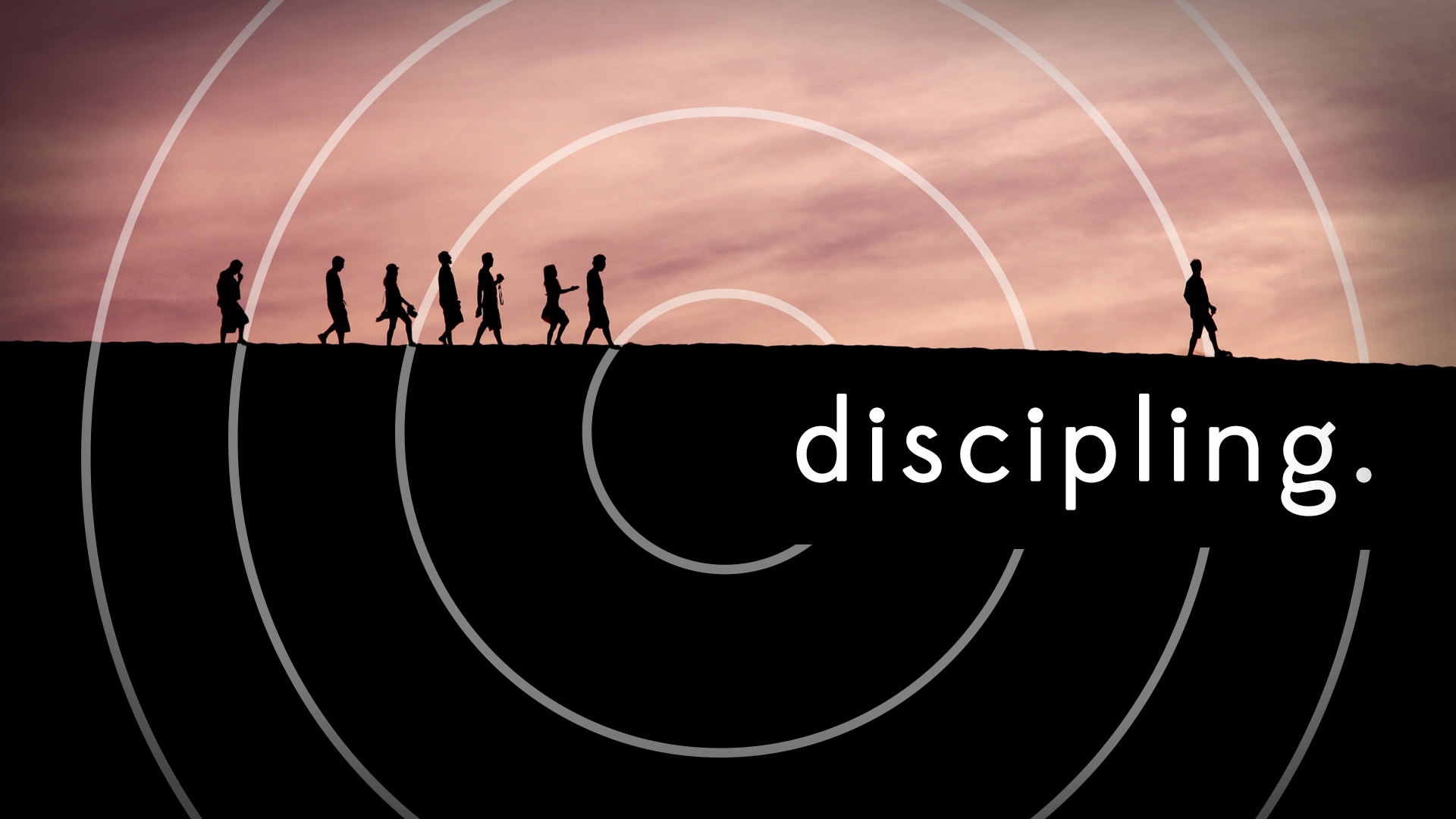 How We Disciple One Another