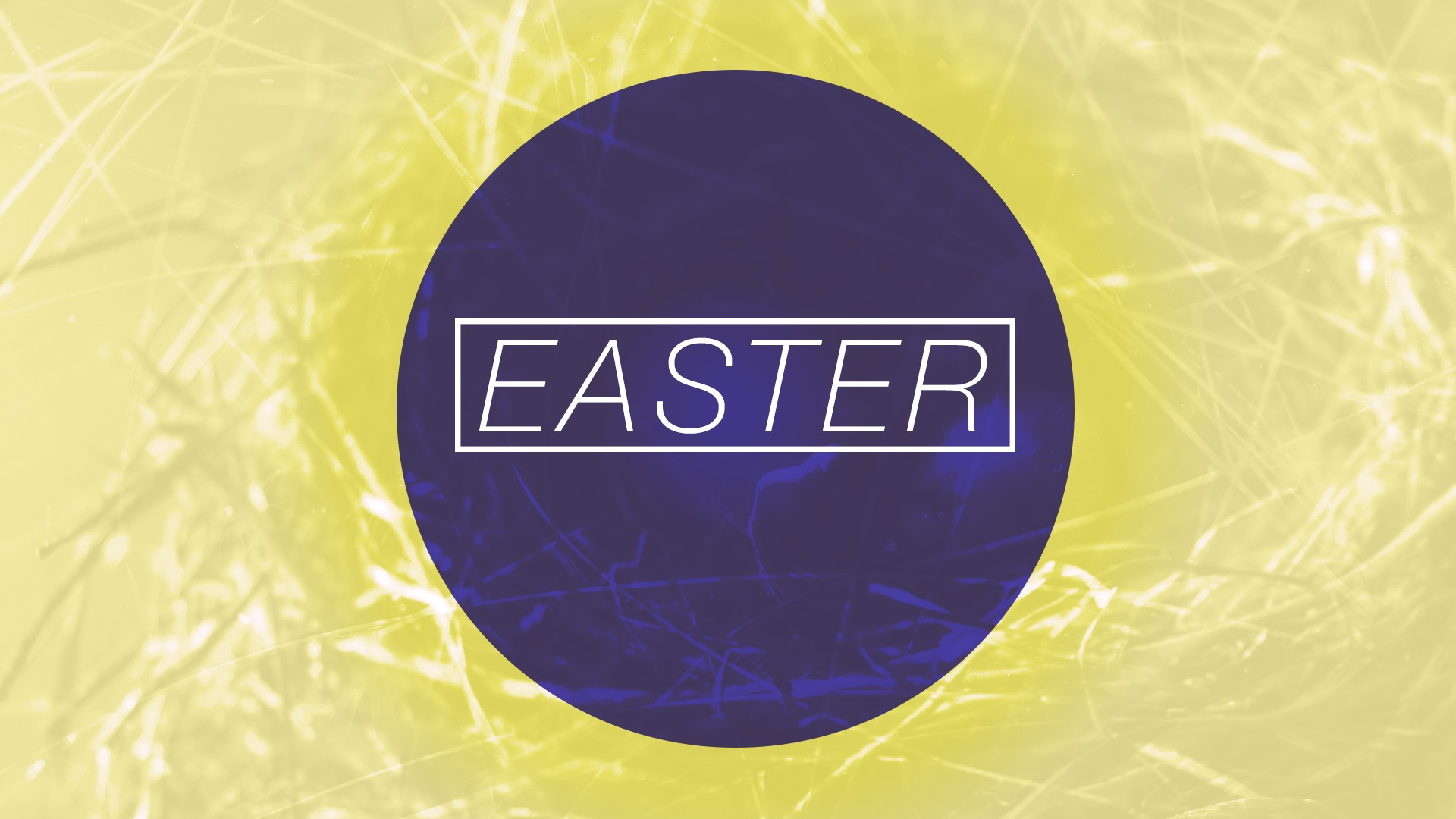 Our Resurrecting God (Easter)